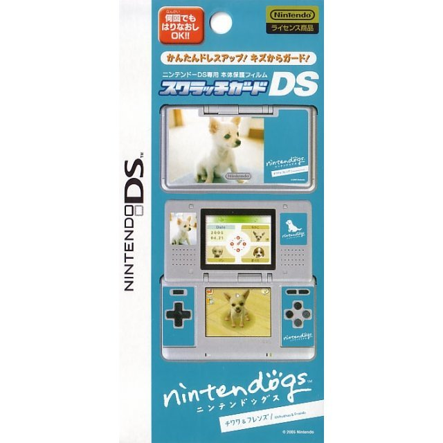 Nintendogs Scratch Guard DS: Chihuahua
