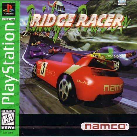 Ridge Racer (Greatest Hits)