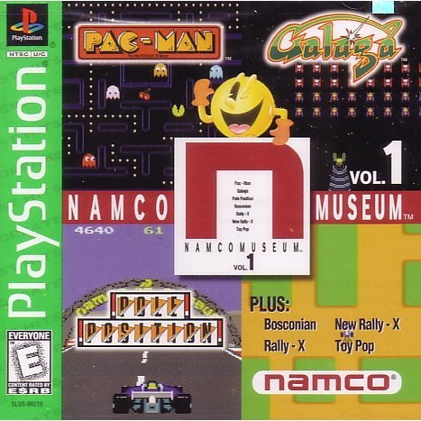 Namco Museum Vol. 1 (Greatest Hits)
