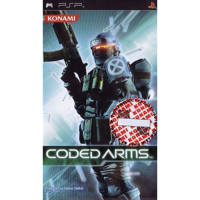 Coded Arms (English language version)