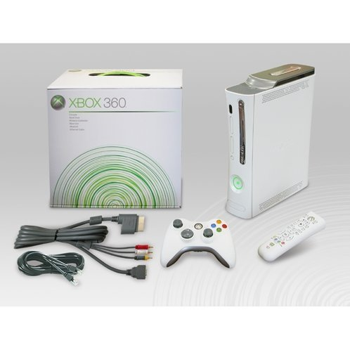 xbox 360 console pro system. Black Bedroom Furniture Sets. Home Design Ideas