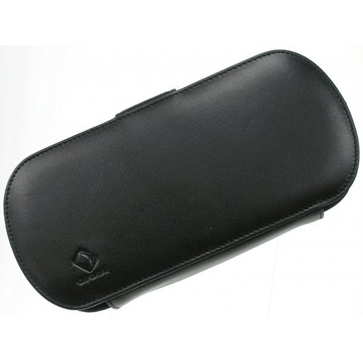 Capdase S-Bracket Leather Case (black)