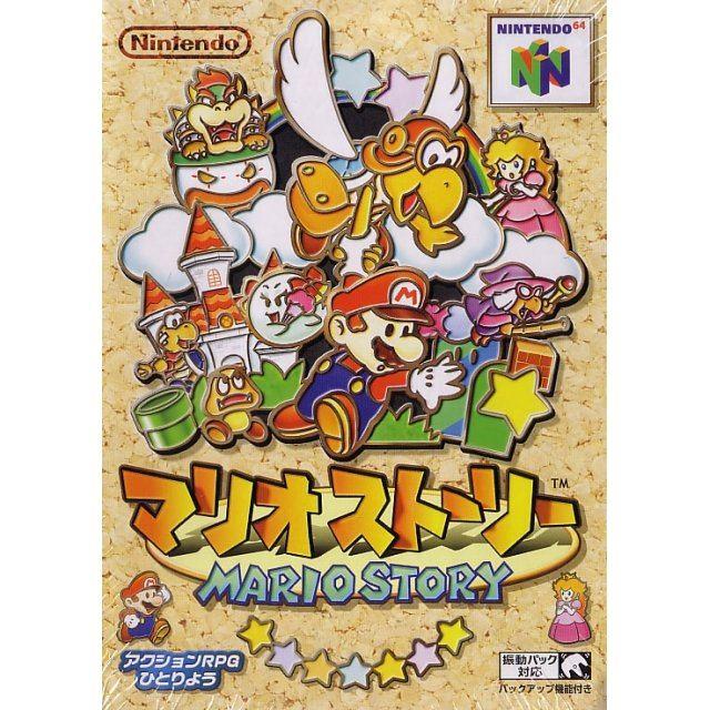 Mario Story