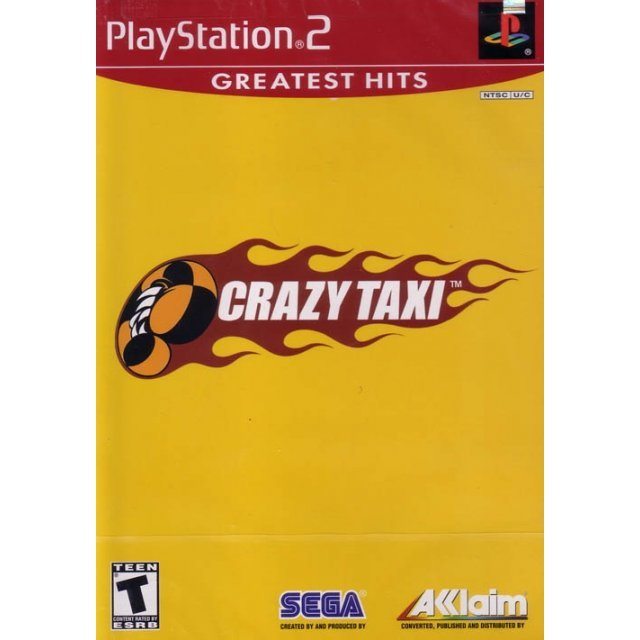 Crazy Taxi (Greatest Hits)