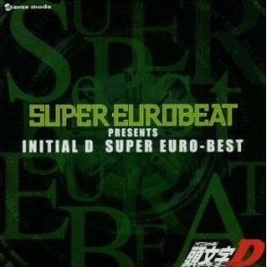 Video Game Soundtrack Super Eurobeat Presents Initial D