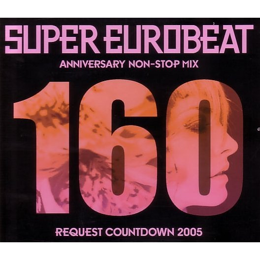 Super Eurobeat Vol.160 [CD+DVD]