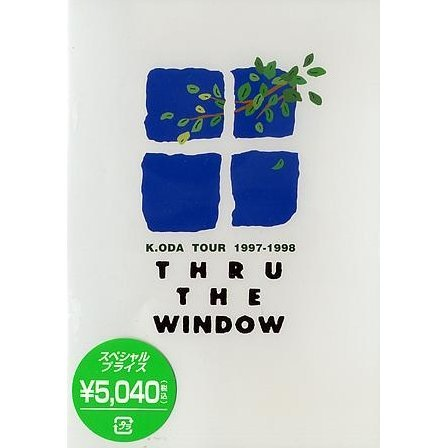 Tour 1997-1998 Thur The Window Live [Limited Edition]