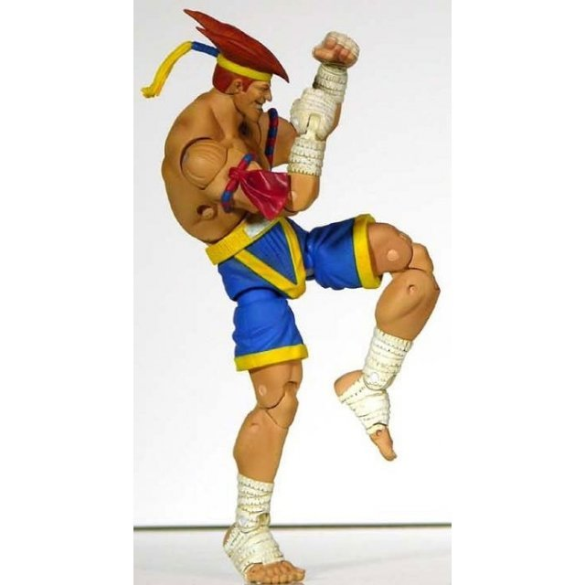 Street Fighter Action Figure: Adon