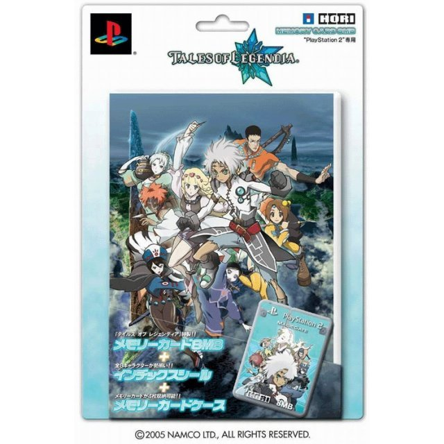 Tales of Legendia Memory Card 8MB