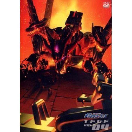 Transformers Galaxy Force Vol.4