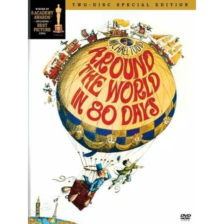 Around The World In Eighty Days Special Edition [low priced Limited Release]