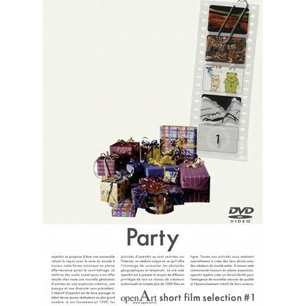 OpenArt Short Film Selection #1 Party