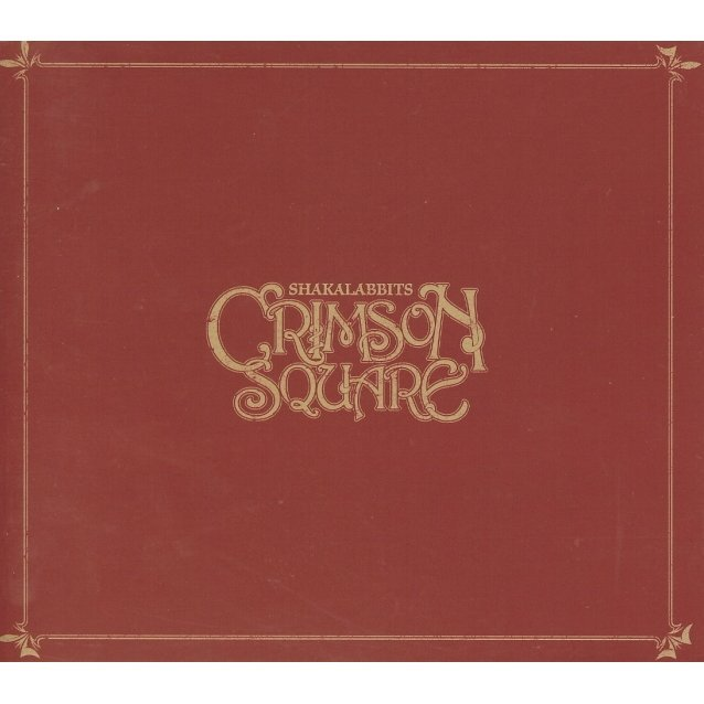 Crimson Square [CD+DVD Limited Edition]