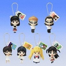 School Rumble Swing Keychain Gashapon (full set)