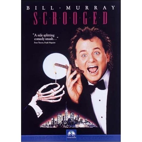 Scrooged [low priced Limited Release]