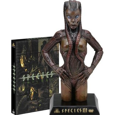 Species Trilogy [DVD+Figure Limited Edition]