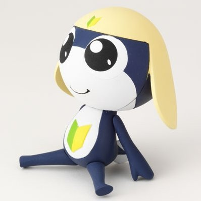 Keroro Gunso Action Figure: Private Tamama