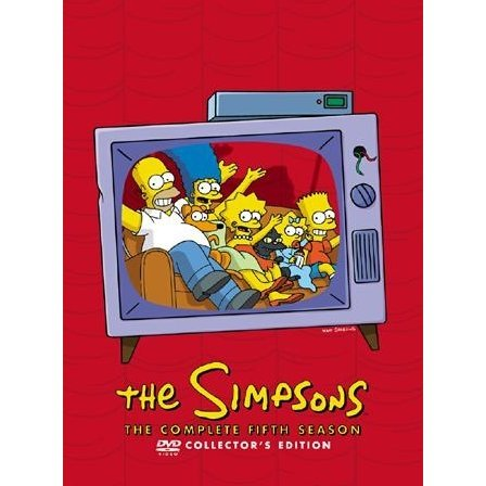 The Simpsons - The Complete Fifth Season Collector's Edition  [Limited Edition]