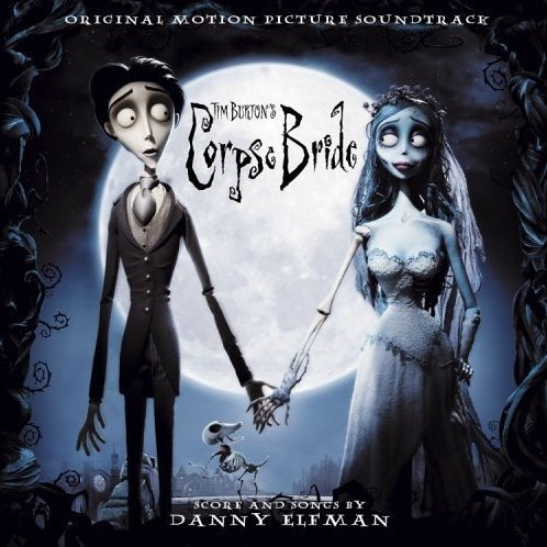 Tim Burton's Corpse Bride Original Motion Picture Soundtrack