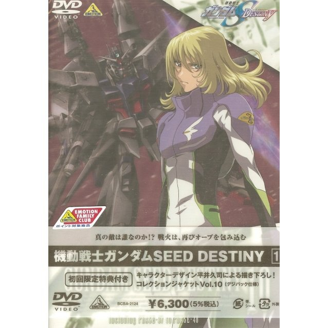 Mobile Suit Gundam SEED Destiny Vol.10