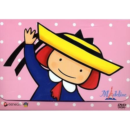 The New Adventures Of Madeline DVD Premier Set 2006 Edition [Limited Edition]