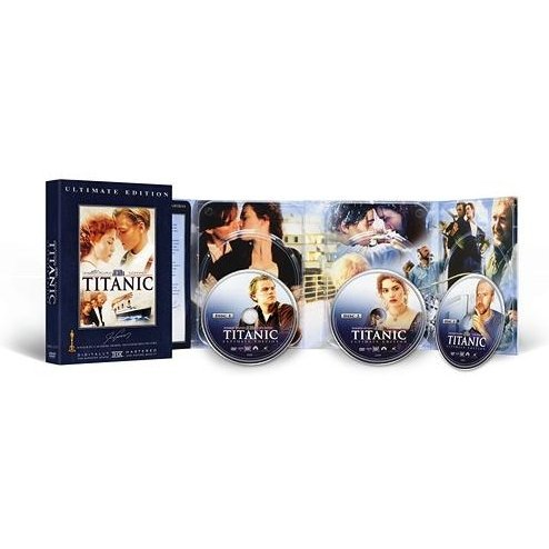 Titanic Ultimate Edition [Limited Edition]