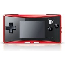 Game Boy Micro Console - Pokemon Limited Edition