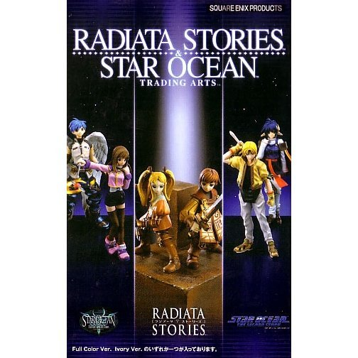 Radiata Stories & Star Ocean Trading Arts