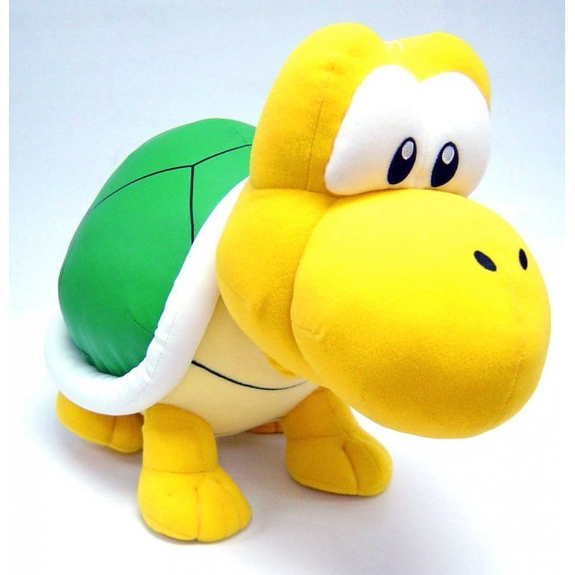 Super Mario Bros. 3 DX Plush Doll Vol.2: Koopa Troopa (large)