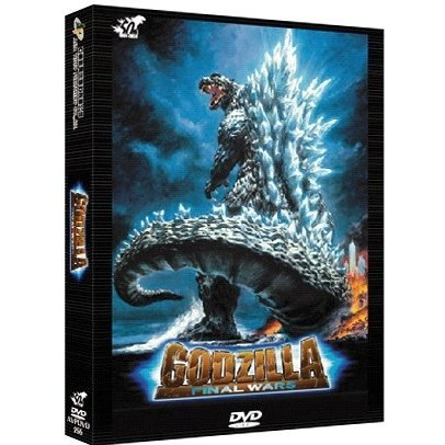 Godzilla Final Wars [Deluxe Version]