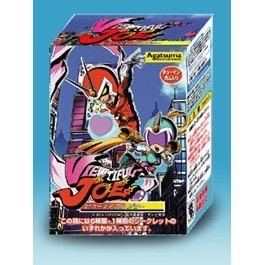 Viewtiful Joe Trading Figure