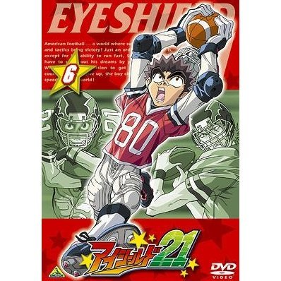 Eyeshield21 Vol.6