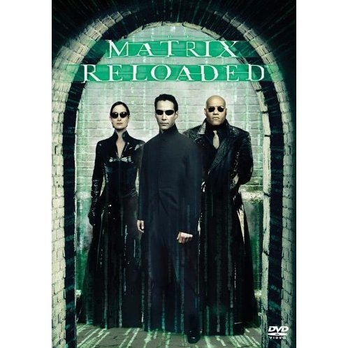 The Matrix Reloaded [low priced Limited Release]