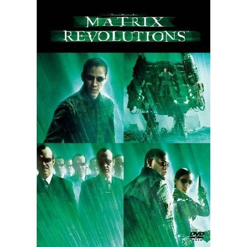 The Matrix Revolutions [low priced Limited Release]