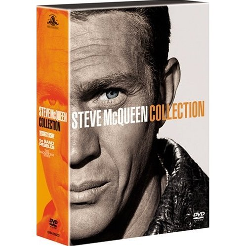 Steve McQueen Premium DVD Collection [Limited Edition]