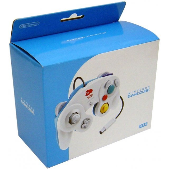 Game Cube Controller - Club Nintendo Original Design [Club Nintendo Limited Edition]