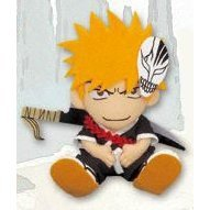 Bleach DX Plush Doll Vol.2 - Model A: Ichigo