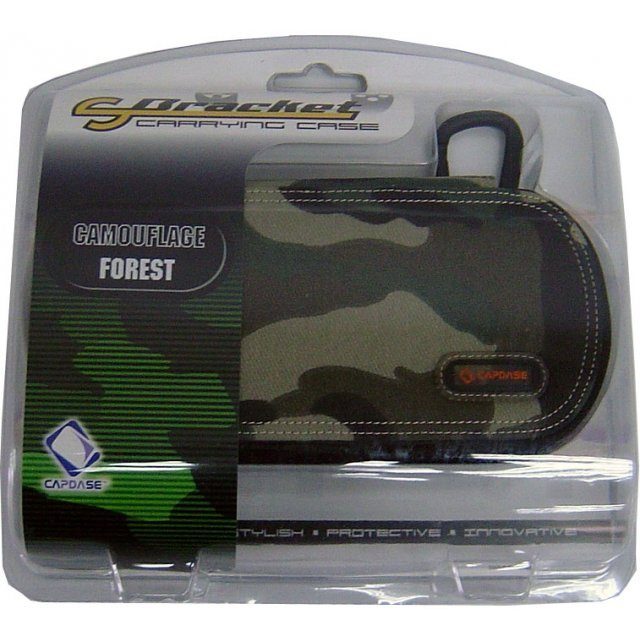 Capdase S-Bracket Carrying Camouflage Case (Forest)