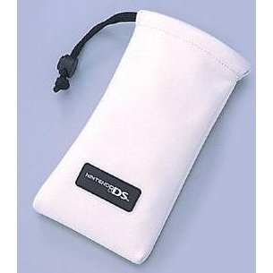 Soft Pouch DS (white)