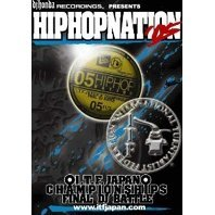 Hip Hop Nation 2005 - I.T.F. Japan Championships Final DJ Battle -