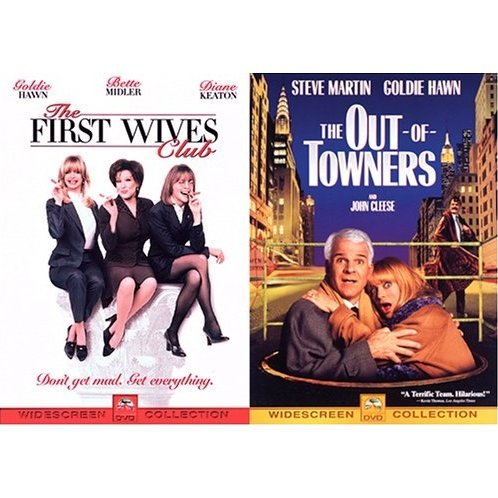Goldie Hawn Twin Pack: Out of Towners + The First Wives Club [Limited Pressing]