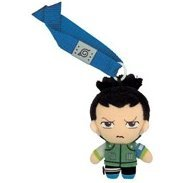 Naruto Mini Plushdoll with headband: Nara