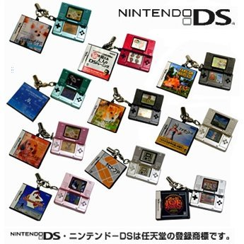 DS Mascot 2 - Nintendo DS Software Collection Gashapon