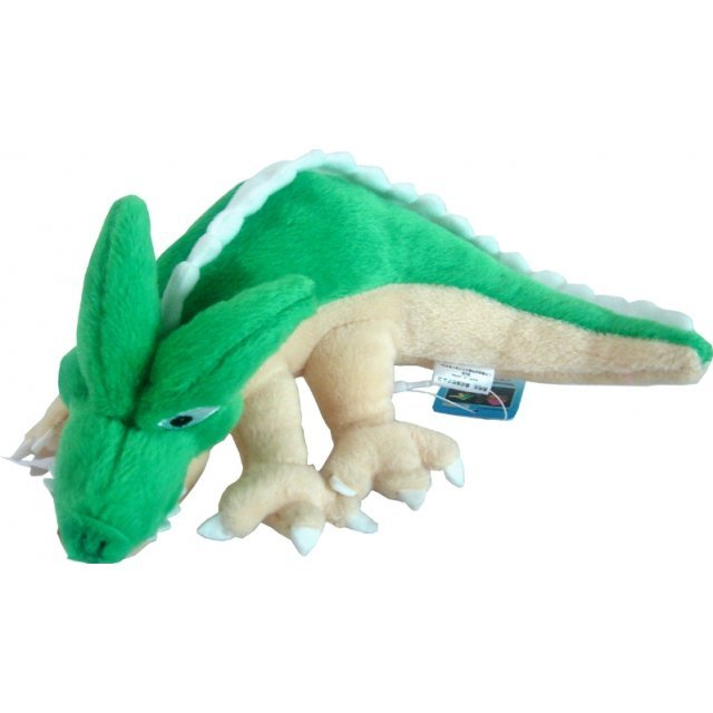 Dragon Quest Plush Doll Large: Green Monster