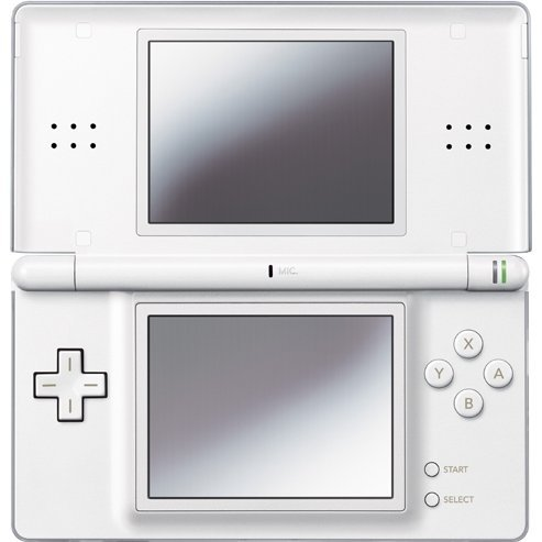Nintendo DS Lite (Crystal White) - 110V