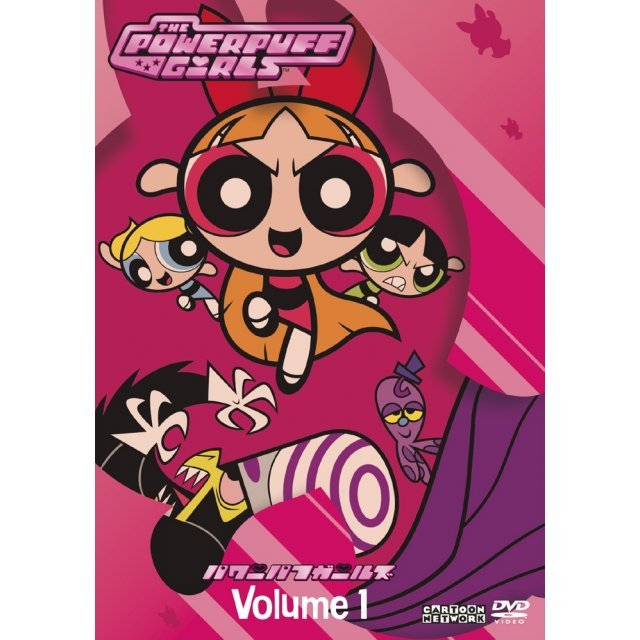 Powerpuff Girls Vol.1