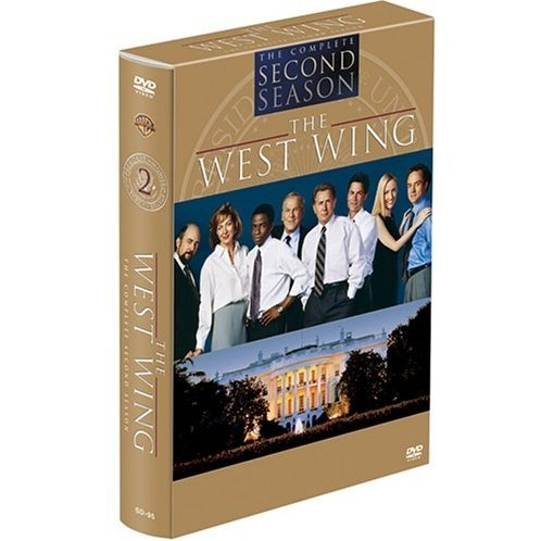 The White House Second Season Collector's Box