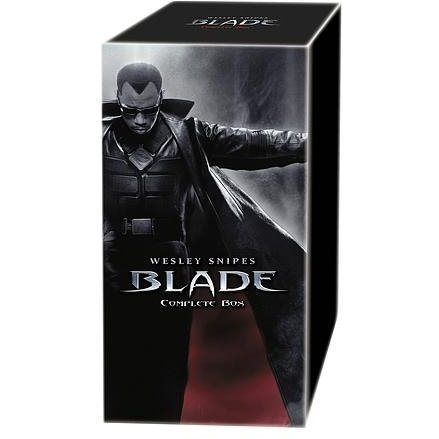 Blade Complete Box [Limited Edition]