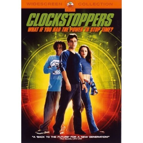 Clockstoppers Special Edition [Limited Pressing]