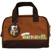Carrying Bag DS Animal Crossing (brown)